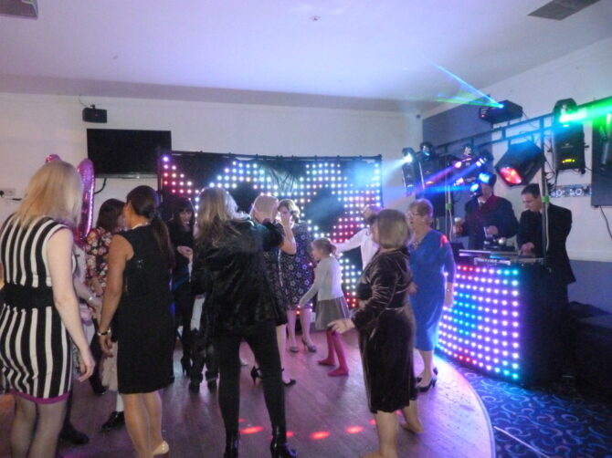 Professional Mobile Disco Bexleyheath Near Dartford Kent Venue Goals Bexleyheath